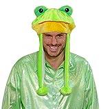 Unbekannt Tiermütze Froschmütze Frosch Kröte Frog für Kinder & Erwachsene