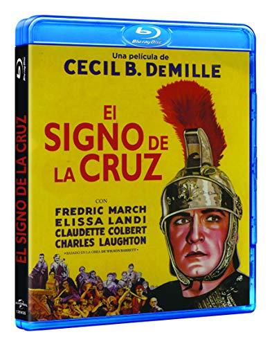 El Signo de la Cruz (BD) [Blu-ray]