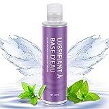 Gel lubricante a base de agua, las sensaciones más suaves pero no pegajosas (200 ml)