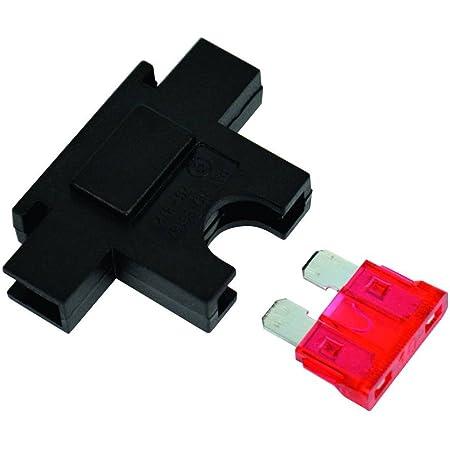 Carpoint 0810015 Sicherunghalter Mit Sicherung 16a 2 Stück Auto