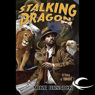 Stalking the Dragon audiobook cover art
