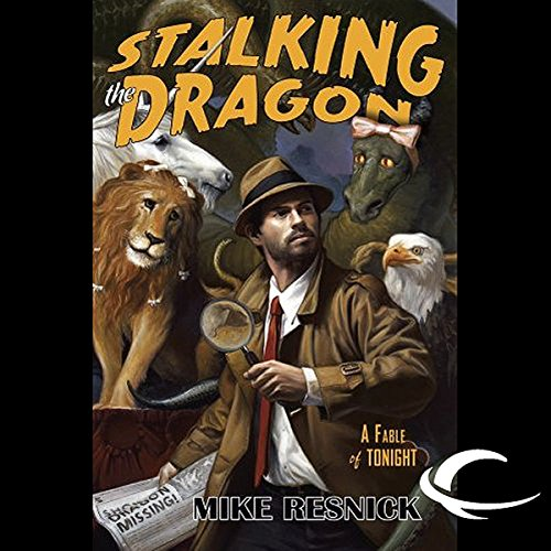 Stalking the Dragon audiobook cover art