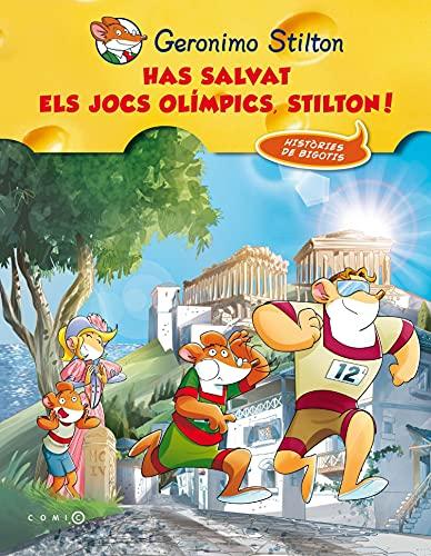 Has salvat els jocs olímpics, Stilton! (Comic Books) (Catalan Edition)