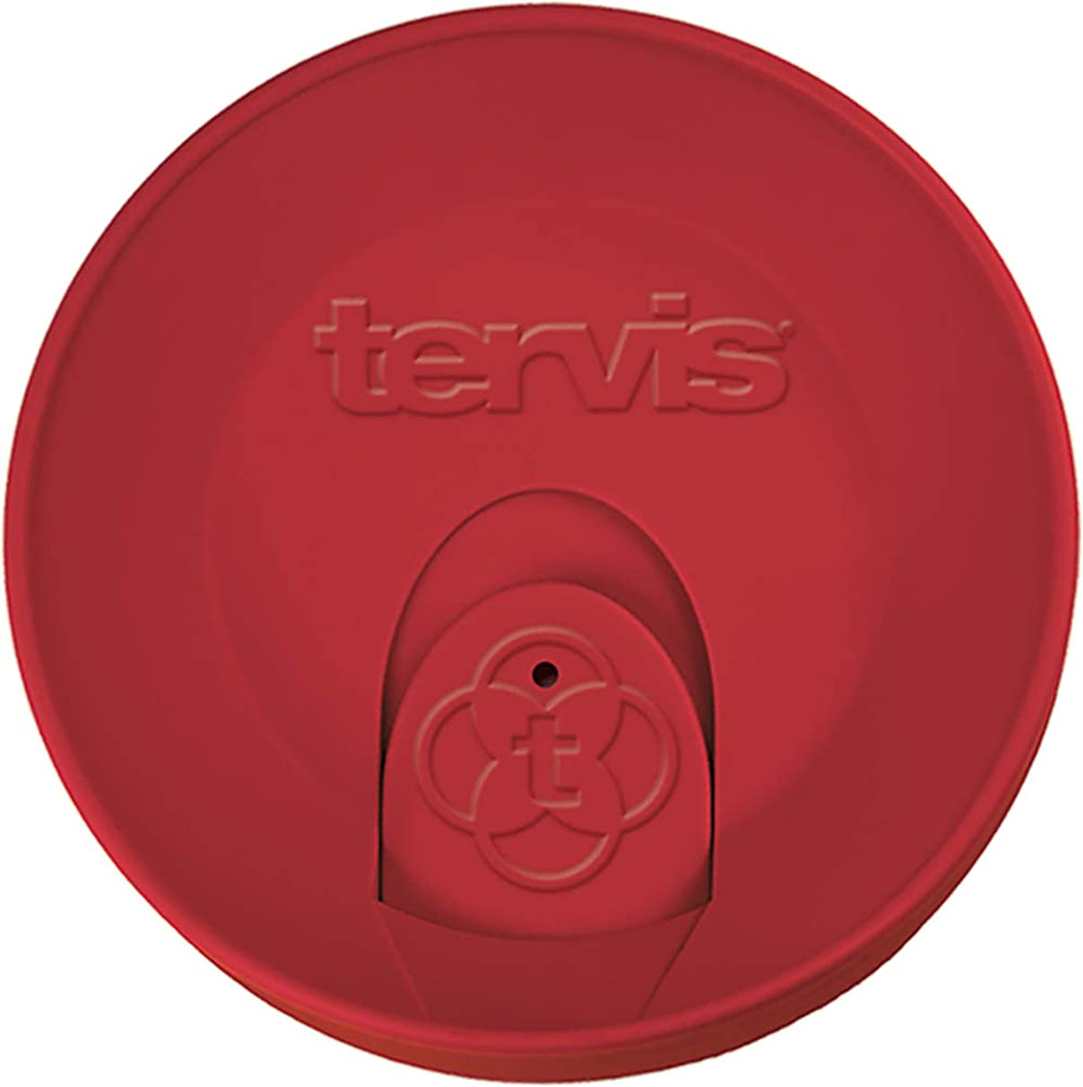 Tervis 1028405 Travel Lid, 24 oz, Red