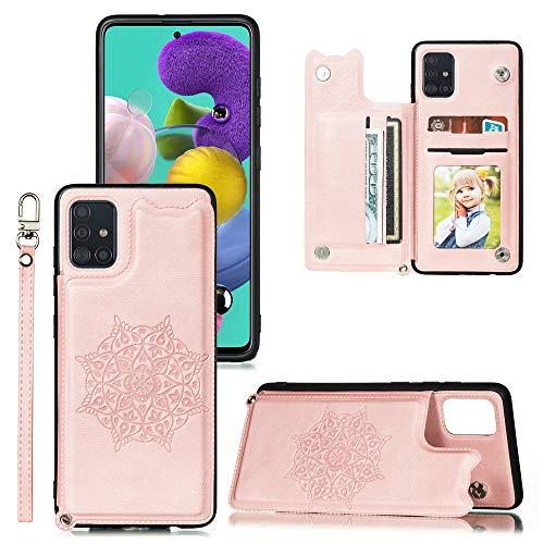 Sundekun xllmtl Caso Para Samsung Galaxy Note10 Lite SM-N770F Funda Del Teléfono 2