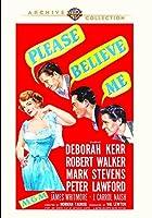 Please Believe Me [DVD]