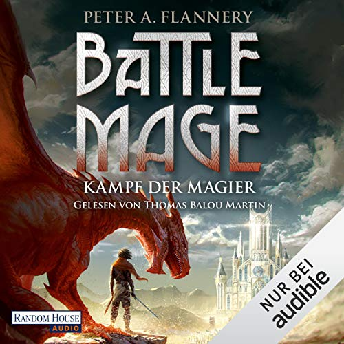 Battle Mage (German Version) cover art