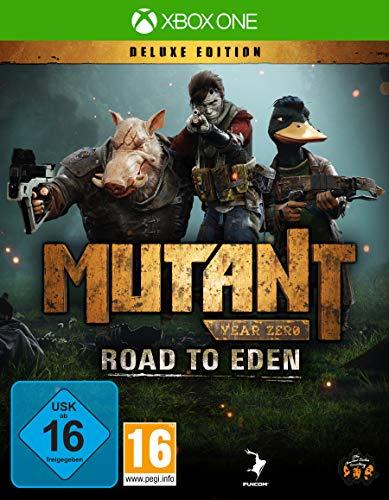 Mutant Year Zero: Road to Eden - Deluxe Edition [Xbox-One] [Importación alemana]