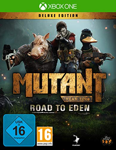 Mutant Year Zero: Road to Eden - Deluxe Edition Xbox-One