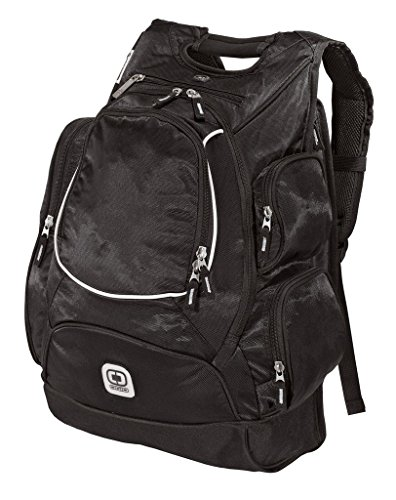 Ogio Bounty Hunter Laptop Backpack (Black)