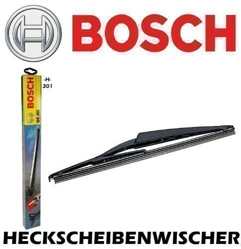 BOSCH H354 HECK 350 Heckscheibenwischer Heckwischer Scheibenwischer Wischerblatt Wischblatt Flachbalkenwischer Scheibenwischerblatt 2mmService