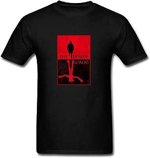 ZhiBo Horror No Face Monster Down Custom T-Shirt for Mens