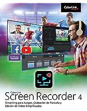 CyberLink Screen Recorder 4 | PC | Código de activación PC enviado por email