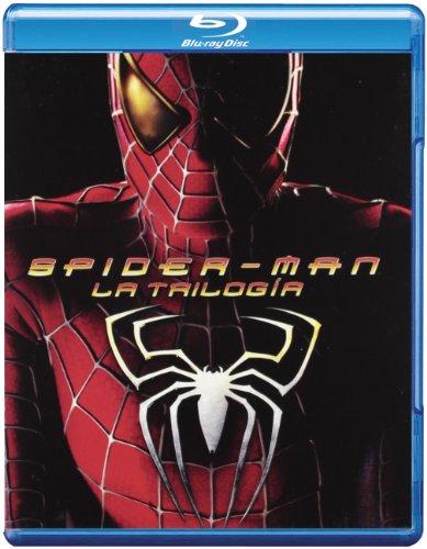 Spiderman - La Trilogía [Blu-r...