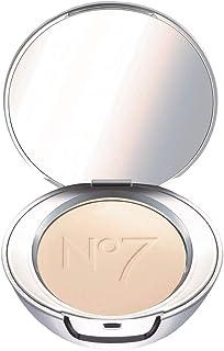 no7 Lift & Luminate Triple Action Translucent Finishing Powder 0.30oz Light