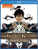 Legend Of Korra: The Complete Series (8 Blu-Ray) [Edizione: Stati Uniti] [Italia] [Blu-ray]