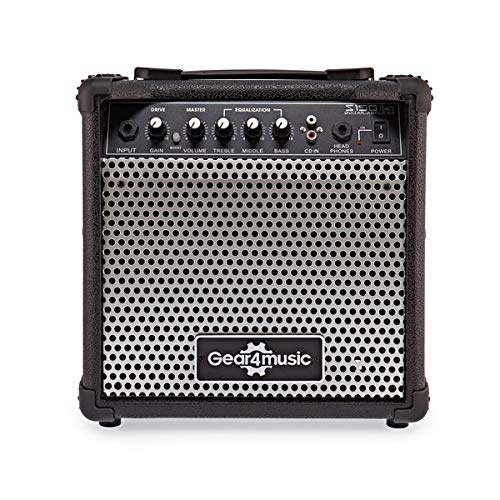 Amplificador Guitarra Electrica 15 W Gear4music