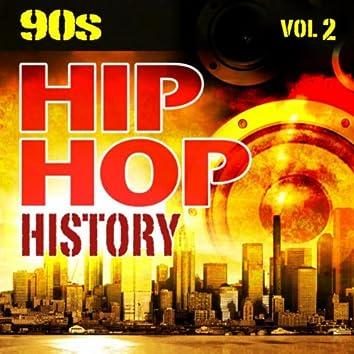 Hip Hop History Vol.2 - The 90s