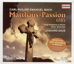 St Matthew Passion, H. 798: Umsonst emport die Holle sich mit ihrem Schrecken-Heere (Chorus)