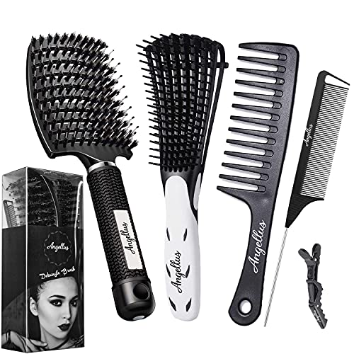 ✅ Brosse à Cheveux Démêlante - B...