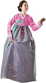 Women Hanbok Dress Custom Made Korean Traditional Hanbok Bride Wedding Dress Korean National Costumes