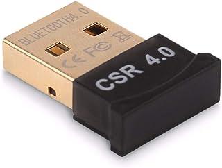 محول دونجل USB بلوتوث 4.0 صغير للغاية وجهاز ارسال واستقبال CSR وEDR