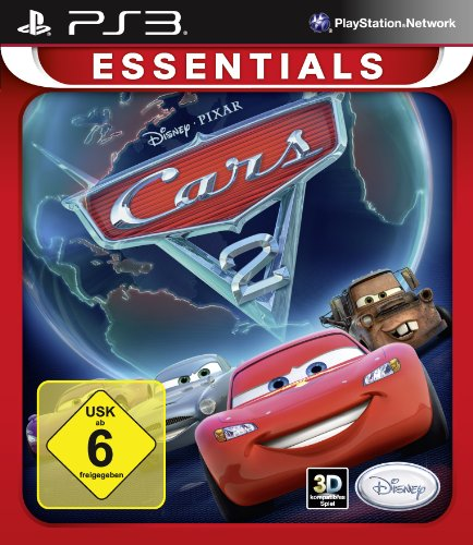 Cars 2 - Das Videospiel [Essentials] - [PlayStation 3]