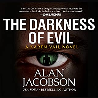 The Darkness of Evil audiobook cover art