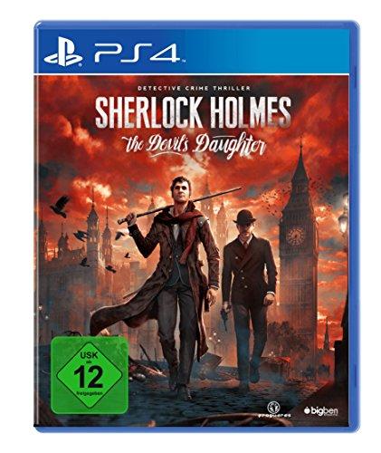 Sherlock Holmes - The Devil\'s Daughter