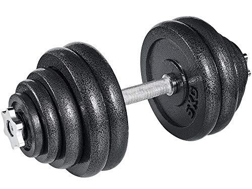 arteesol manubri, Manubri Manubri in Ghisa Manubri 10 kg 15 kg 20 kg 30 kg perPersone di Fitness Professionale (1x30kg)