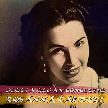 Poulenc: Gloria Organ Concerto