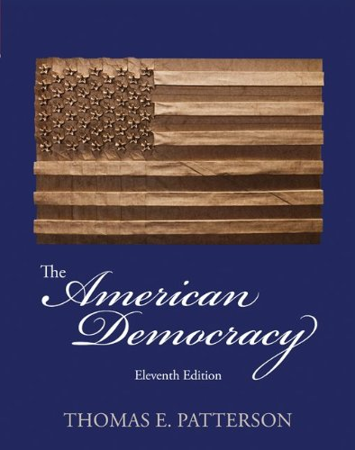 Download The American Democracy 0073526401