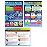 """Introduction to Computer Science Posters - Set of 3 
