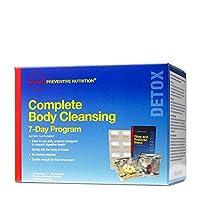 【並行輸入品】GNC Preventive Nutrition Complete Body Cleansing Program 7-Day Program