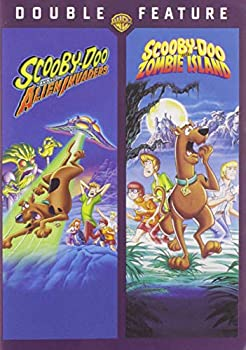 Scooby-Doo and the Alien Invaders / Scooby-Doo on Zombie Island  Double Feature