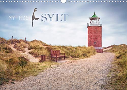 Mythos Sylt (Wandkalender 2021 DIN A3 quer)