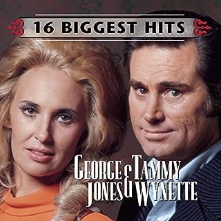 16 Biggest Hits by George Jones / Tammy Wynette (1999-08-10)