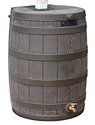 Wizard Rain Barrel for Water Catchment