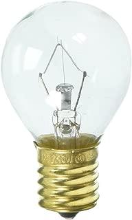 WESTINGHOUSE LIGHTING CORP 03729 40-watt S11 Transparent Bulb