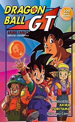 Bola de Drac GT (Manga Shonen)