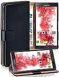 moex Premium Handytasche kompatibel mit Samsung Galaxy Note
