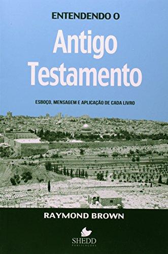 Entendendo o Antigo Testamento - Capa Nova