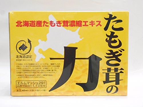 たもぎ茸の力(42mL×30袋)