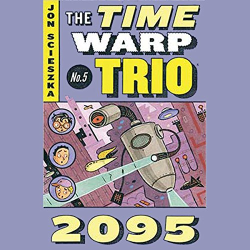 2095 audiobook cover art