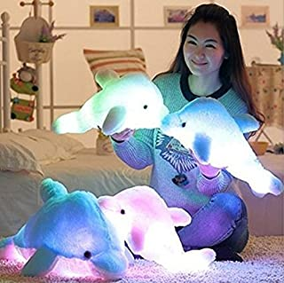 Woneart LED Light Up felpa Almohadas Niños Bebé Peluche
