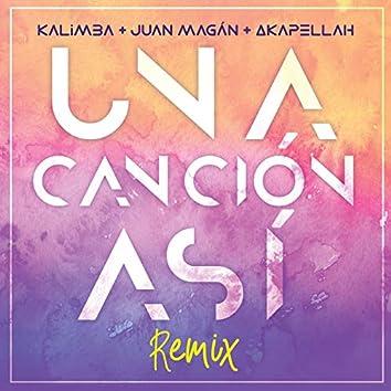 Una Canción Así (Remix)