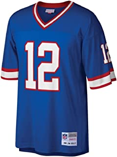 Mitchell & Ness Jim Kelly 1990 Buffalo Bills Home Blue Legacy Jersey Men's
