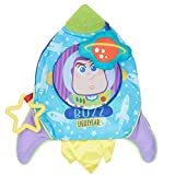 Disney Baby Pixar Toy Story Buzz Lightyear Activity Teether Blanket