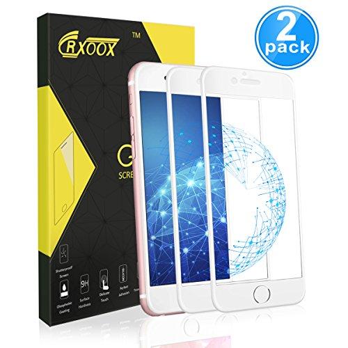 2-Unidades Protector Cristal Templado iPhone 7/iPhone