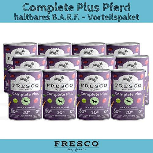 Fresco Dog Nassbarf Complete...